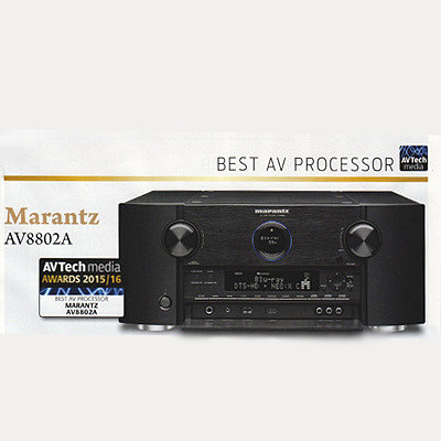 Marantz AV8802 — Лучший AV процессор 2015/2016 года