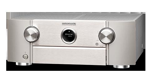 Marantz SR6013 — 9.2-канальный сетевой AV ресивер с 4K Ultra HD видео, HEOS и стримингом музыки
