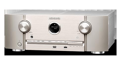 Marantz SR5013 — 7.2-канальный сетевой AV ресивер с 4K видео, HEOS и стримингом музыки
