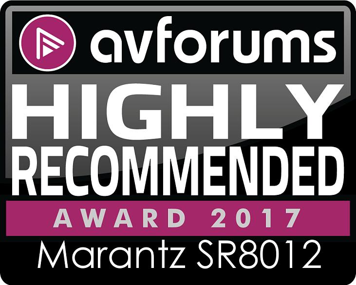 AV ресивер Marantz SR8012 - «Highly Recommended»
