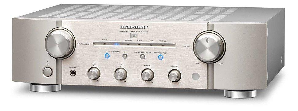 Marantz выпустил усилитель PM8006 с заново разработанным фонокорректором Marantz Musical Phono EQ
