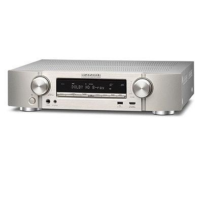 Компания Marantz выпускает стильные новые сетевые AV-ресиверы NR1608 и NR1508