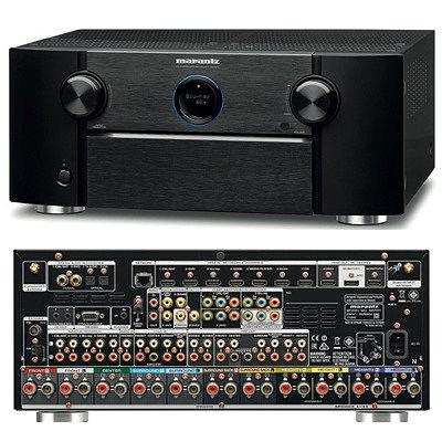 Marantz SR7011 - 9.2-канальный сетевой AV-ресивер