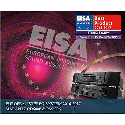 Marantz CD6006 и PM6006 - Лучшая европейская стереосистема 2016-2017 года!