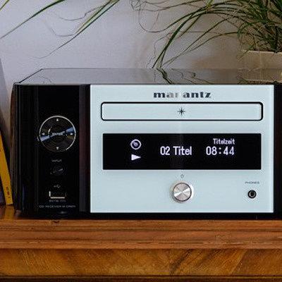 Marantz M-CR611 — показывает, как Hi-Fi должен работать в 21-м веке