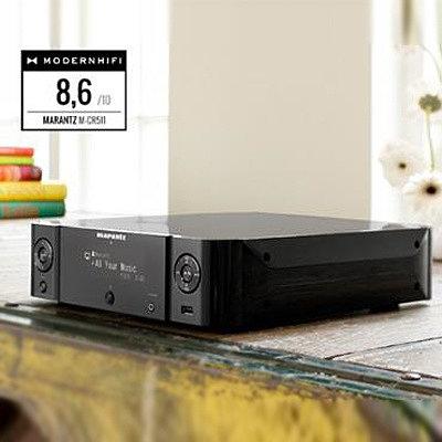 Marantz M-CR511 — идеальная компактная Hi-Fi система для современного аудиофила