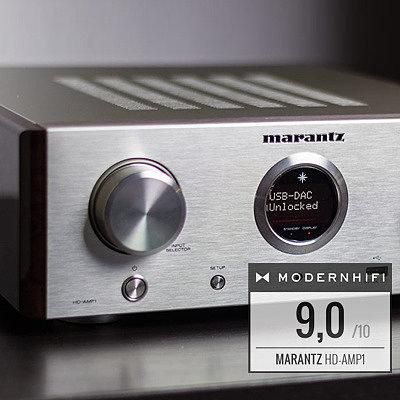 Marantz HD-AMP1 — успешное возрождение серии MusicLink